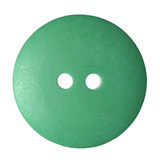 Medium Plastic Matt Smartie Button - various colours - 20mm diameter